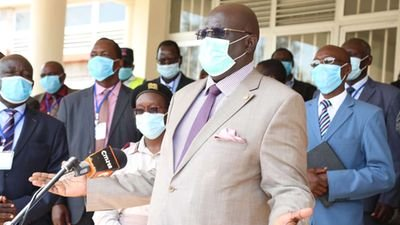 Magoha:TVET's to prepare for September openin'g,primary and secondary schools likely, January 2021.