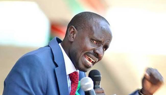 Include KNUT school administrators in this month's payrise.Sossion to TSC.
